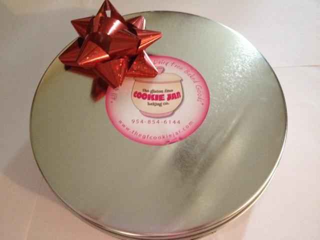 Cookie Gift Tin