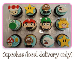 Cupcakes (local delivery only)